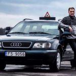 Andrejs Zemskovs Audi A6